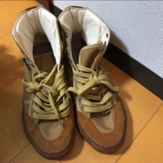 アントムサイド メンズ 靴 スニーカー
