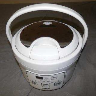 EUPA(ユーパ) 3合炊き炊飯ジャー HR-8632S2