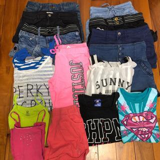 ●値下げ→2500●女児服  160   🌟15着まとめて売り