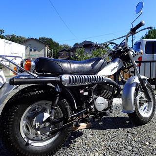 SUZUKIバンバン125cc