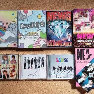 NEWS  DVD&CD&本