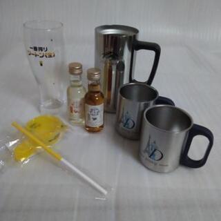 DONQ オリジナルステンレスマグカップ ペア & KIRIN ...