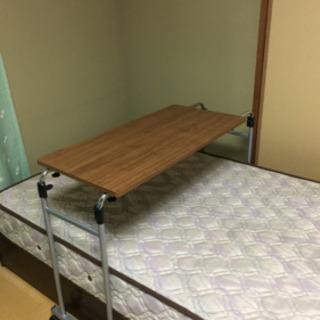介護用テーブル  ベットテーブル