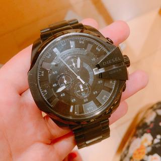 箱付き!美品 ディーゼル腕時計 DZ4283