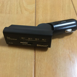 カシムラ Bluetooth内蔵 FMトランスミッター KD-189 - 宮城郡