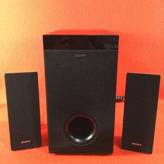 SONY ホームシアターシステム SA-WFS30 2012年