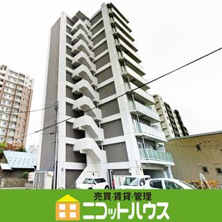 【ネット無料・フリーレント可】1DK 東豊線 北13条東 徒歩2分