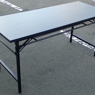 札幌市 折りたたみ会議テーブル サイズ 60cmx150cmx高...