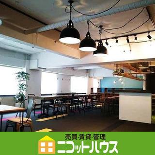 【共有ラウンジ付きマンション】共用スペース・非貸室 3階部分