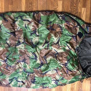 スナッグパック 寝袋