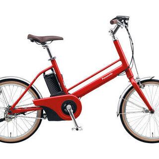 試乗車特価  Panasonic 電動アシスト自転車 Jコンセプ...