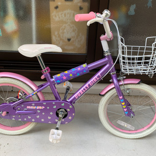 18インチ子供自転車、4,500円で!!