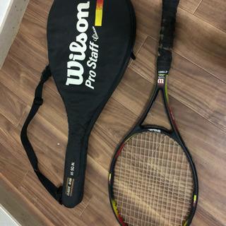 39 【受け渡し予定者確定済】テニスラケット