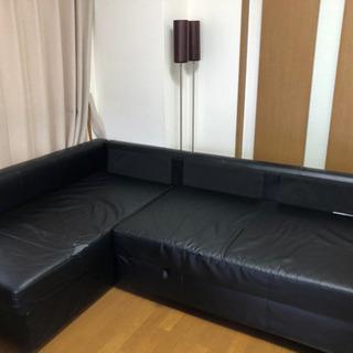 IKEA 収納付きソファベッドお譲りします。