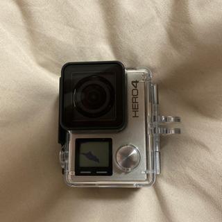 GoPro HERO4シルバー