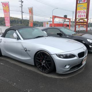 BMW z4 上級グレード3.0SMG 実働