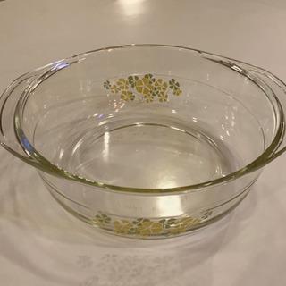 オールドパイレックス ガラス皿