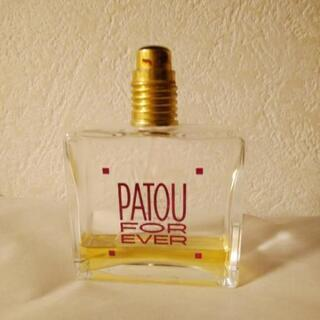 PATOU FOREVER 残量少
