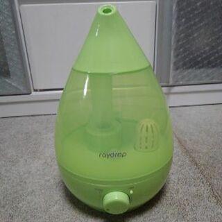 加湿器(水蒸気が熱くならないタイプ)