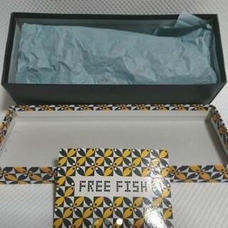 レインシューズ    フリーフィッシュ  Free Fish - 靴/バッグ