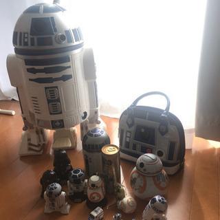 R2D2 ゴミ箱、バック、その他スターウォーズグッズ