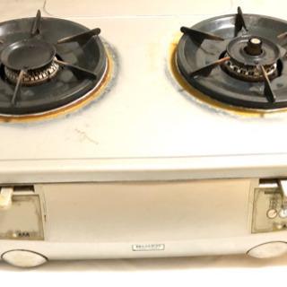 ハーマン LPガス ガスコンロ LC2211FASGL 07年製
