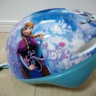 アナ雪 子供用ヘルメット 50-54cm