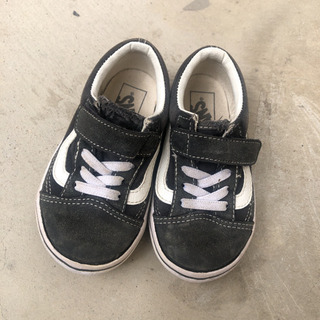 VANS オールドスクール 子ども靴