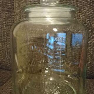 ガラスのビン