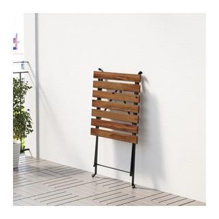 IKEA テルノーセット ガーデンチェアー テーブル 折りたたみ