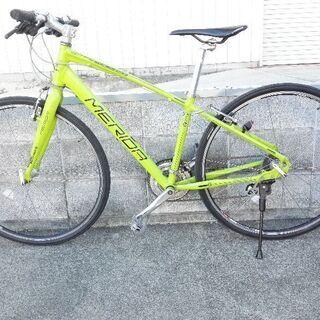 クロスバイク MERIDA(メリダ)CROSSWAY BREEZ...