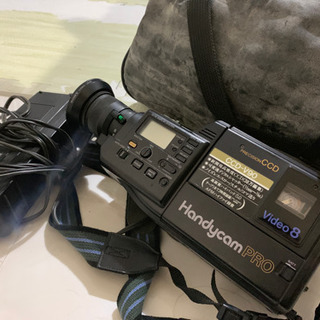 SONY CCD-V90 ジャンク