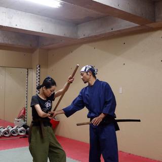 北千住の古武術教室