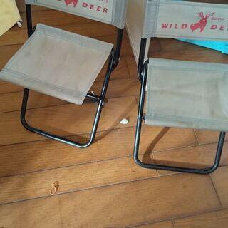 (代)折り畳み椅子‼️