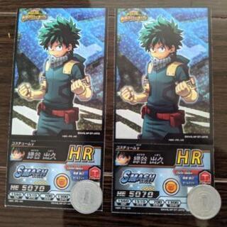 僕のヒーローアカデミア カード