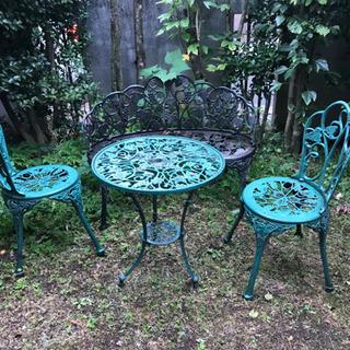 ガーデンセット テーブル 椅子 ベンチ