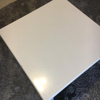 コタツテーブル  ホワイト