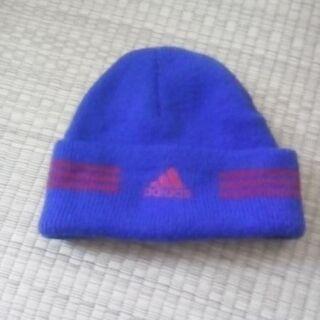 adidas 冬用子供帽子