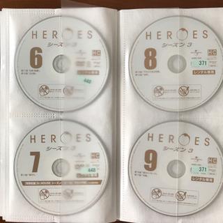 DVD ヒーローズ シーズン1〜ファイナルシーズン