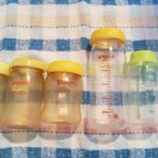 哺乳瓶 六本セット