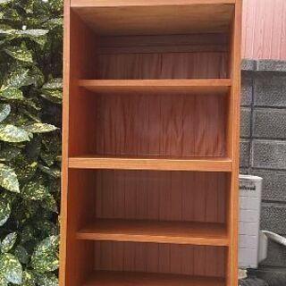 【無料】本棚、書類整理棚、小物入れなどに