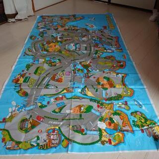 トミカ全国道路マップ