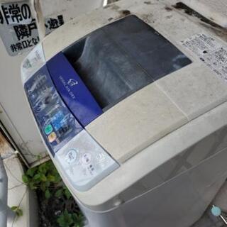 《ジャンク》2010製Haier5㎏ 洗濯機