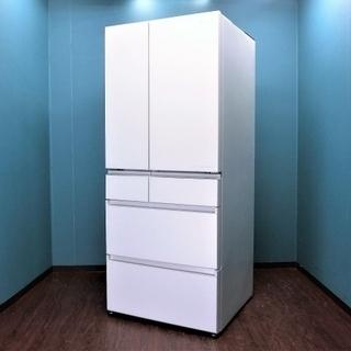 【ハッピー西葛西店】6ドア 650L 冷蔵庫 2019年式 【パ...
