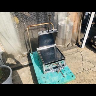 【中古品】 いか焼き器 R-402S2 タコせんべい 業務用 プ...