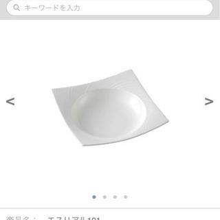 【未使用品・箱なし】ウェッジウッド 角皿