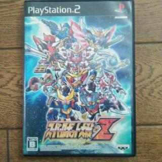 PS2 ソフトスーパーロボット大戦Z