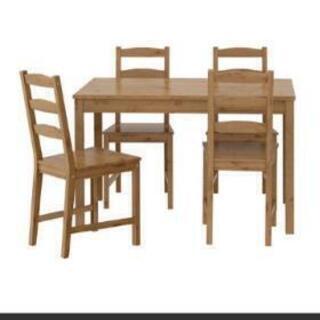 IKEA ダイニングテーブル イケア 4人掛け