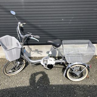 電動自転車 三輪