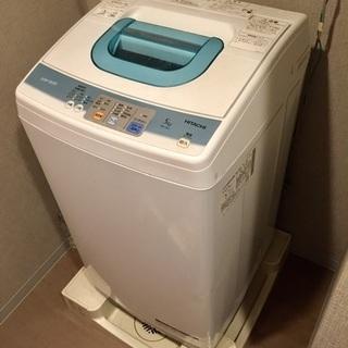 洗濯機 HITACHI 日立全自動洗濯機 NW-5KR